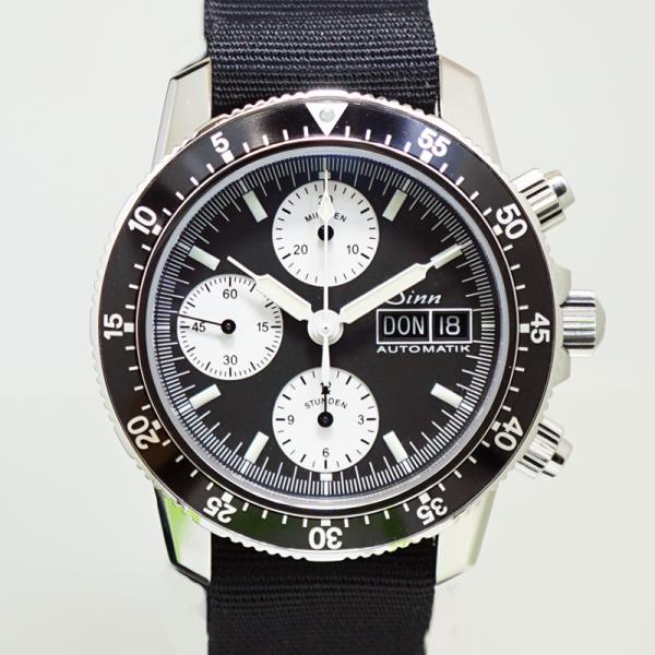 """67fad4f4a4 """"ジン""""・・・正式名称は「ジン スペツィアツウーレン(ジン特殊時計会社)」 1961年に、元ドイツ軍パイロットのヘルムート・ジンが、フランクフルトで パイロット用の ..."""