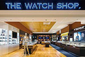 THE WATCH SHOP. ららぽーと湘南平塚