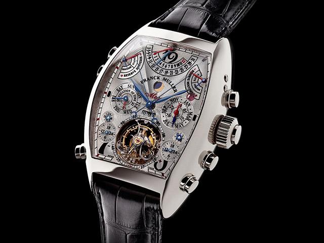 FRANCK MULLER時計イメージ