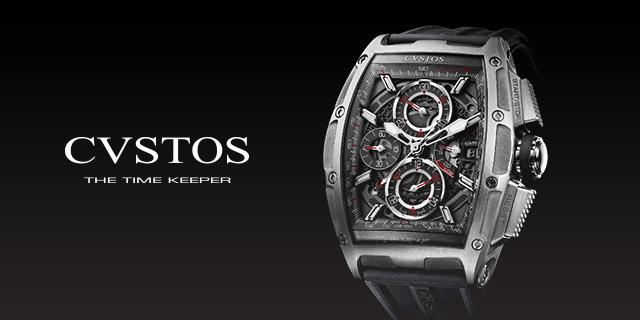 CVSTOS時計イメージ