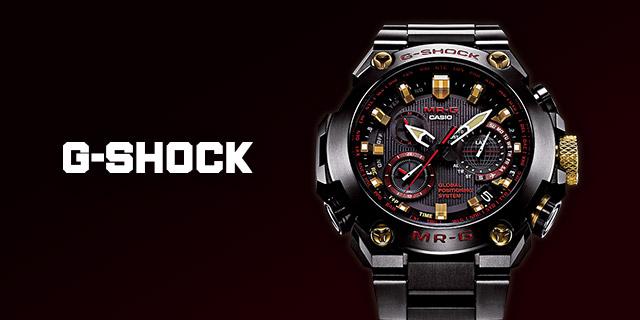 G-SHOCK時計イメージ