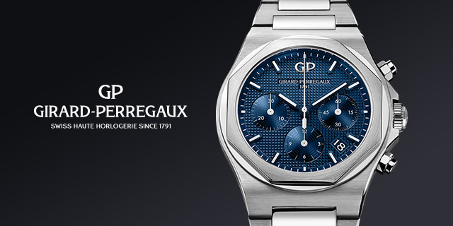 GIRARD PERREGAUX時計イメージ