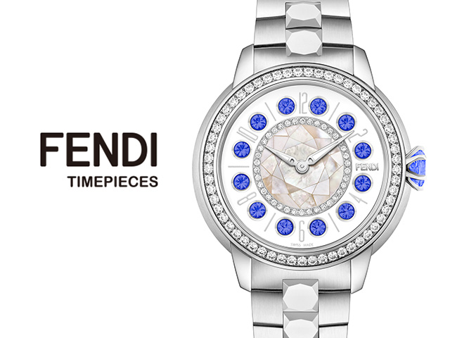Fendi Timepieces フェンディ タイムピーシズ