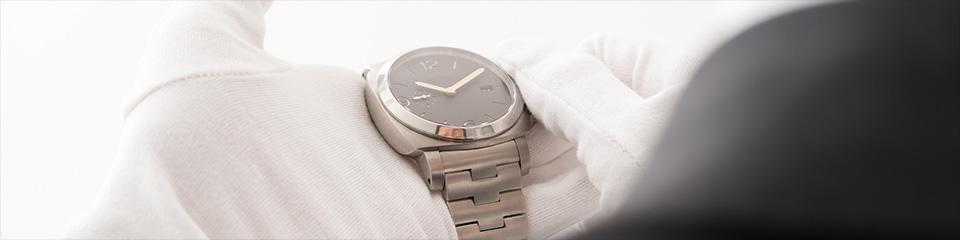 ご購入時、お手持ちの時計を下取りいたしますのイメージ画像