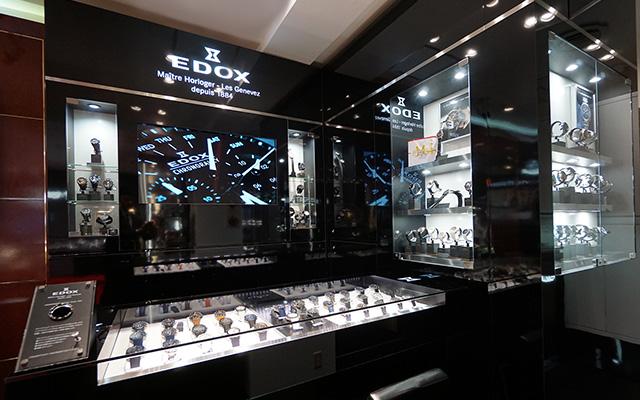BEST新宿本店 エドックスコンセプトショップコーナー