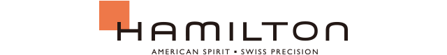 HAMILTONロゴ