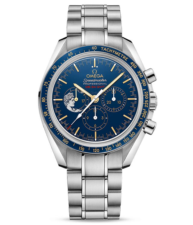 アポロ17号45周年記念限定モデル スピードマスター プロフェッショナル画像