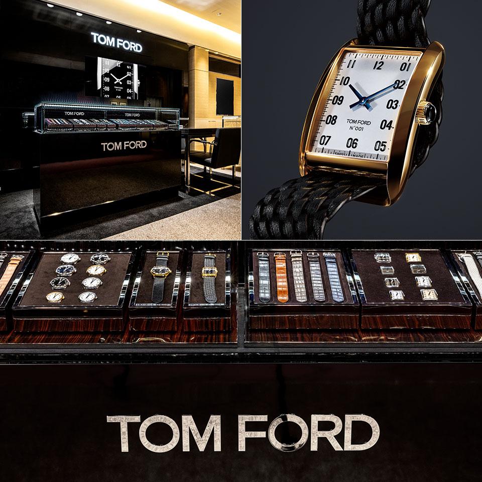 トム フォード コーナーイメージ