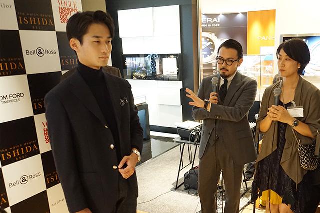 VOGUE FASHION'S NIGHT OUT 2019 × ISHIDA表参道 WATCH PARTY