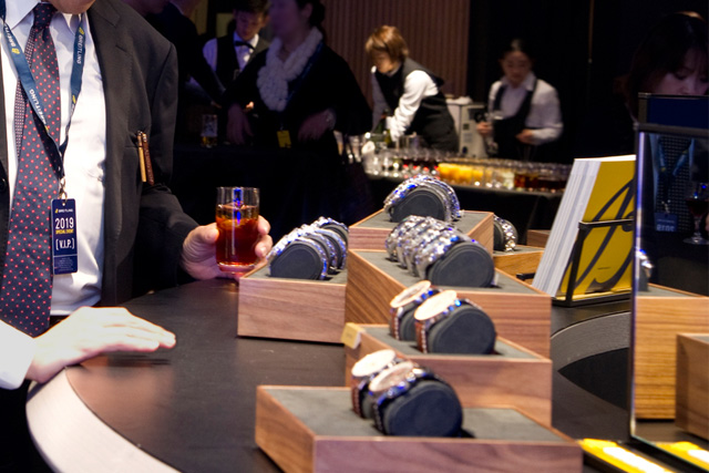 BREITLING BOUTIQUE TOKYO CHRISTMAS PARTY