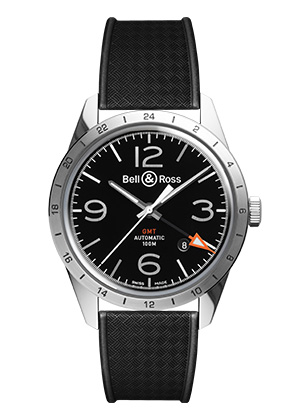 BR 123 GMT 24H|ベル&ロス(Bell & Ross)