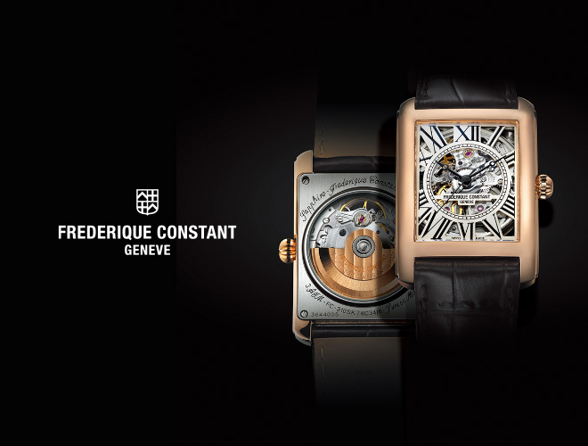FREDERIQUE CONSTANT フェア